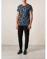 Acne Studios Standard Printed Tshirt - Lyst