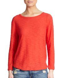 Feel The Piece Jett Striped Sweater - Lyst