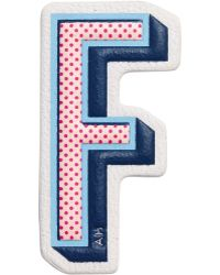 Anya Hindmarch F Sticker - Lyst