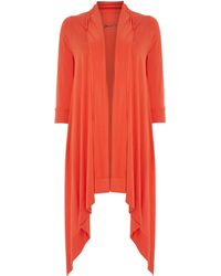 DKNY Back On Crosby Street 34 Sleeve Cozy - Lyst