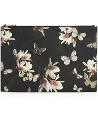 Givenchy Large Butterfly Pouch - Lyst