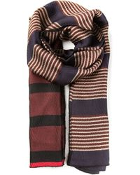 Forte Forte Striped Scarf - Lyst