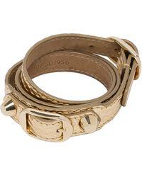 Balenciaga Classic Bracelet Triple Tour Valentines Day - Lyst