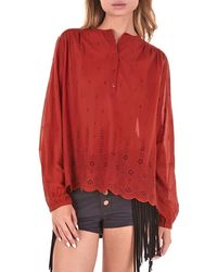 House Of Harlow Abilene Top - Lyst