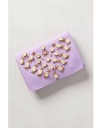 Anthropologie Smitten Clutch - Lyst