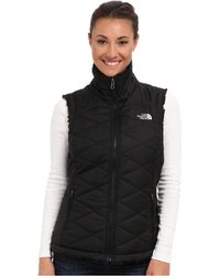 The North Face Mossbud Swirl Insulated Vest - Lyst