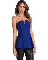 Cameo - Reflection Bustier - Lyst