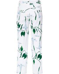 Isolda Dama Perfume Charlote Trousers - Lyst