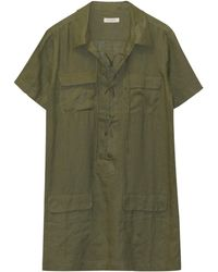 Equipment Short Sleeve Knox Dress - Lyst