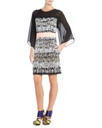 BCBGMAXAZRIA Runway Pippa Dress - Lyst