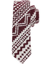 Forever 21 - Southwestern-Patterned Tie - Lyst