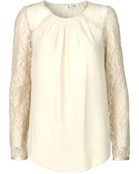 Day Birger Et Mikkelsen Night Web Blouse - Lyst