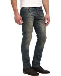 Calvin Klein Jeans Slim in Distressed Camo - Lyst