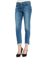 Frame Le Garcon Denim Jeans Berkley Square 32 - Lyst