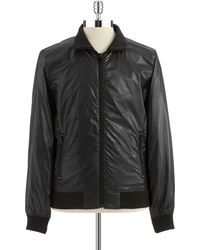 G-star Raw Perforated Jacket - Lyst