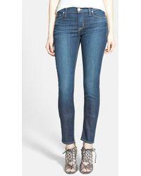 Hudson 'Nico' Skinny Stretch Jeans - Lyst