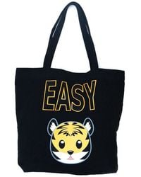 Circus by Sam Edelman - Graphic Canvas Tote - Lyst