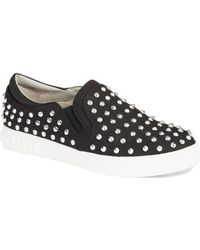 Circus By Sam Edelman Carlson Studded Sneakers - Lyst