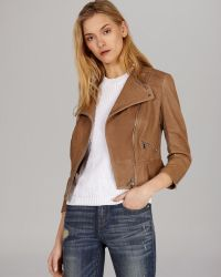 Karen Millen Jacket Essential Rebel Biker - Lyst