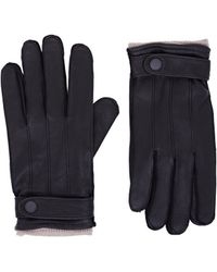 Theory - Leather Gloves - Lyst