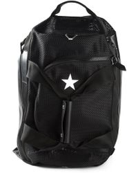 Givenchy Perforated Backpack - Lyst