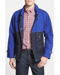 Survivalon - 'hayes' Colorblock Water Repellent Jacket - Lyst