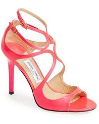 Jimmy Choo Women'S 'Lang' Sandal - Lyst