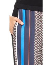 Clover Canyon - Library Stripe Pants - Multi - Lyst
