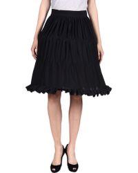 Vivienne Westwood Red Label | Knee Length Skirt | Lyst