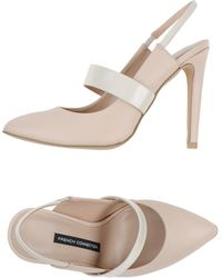 French Connection Court beige - Lyst