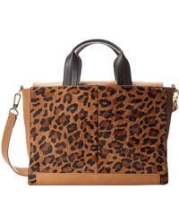 French Connection Cosmic Hair Tote - Lyst
