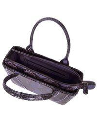 Cashhimi - Toluca Pythonhandbag - Lyst