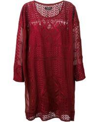 Isabel Marant 'Adella' Dress - Lyst