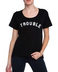 Sea New York Trouble Tee - Lyst