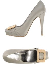 Nine West Court gray - Lyst