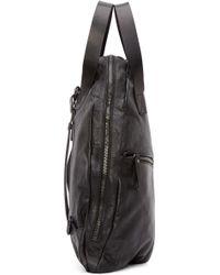 Marsèll | Black Leather Zaino Backpack | Lyst
