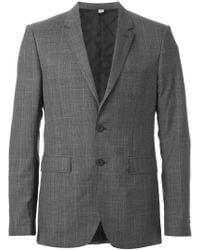 Burberry London Prince Of Wales Check Suit - Lyst