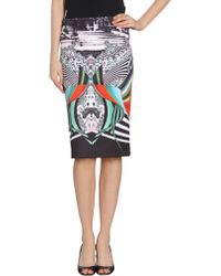 Clover Canyon Knee Length Skirt - Lyst