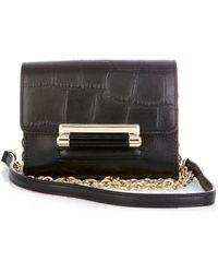 Diane von Furstenberg 440 Micro Mini Shoulder Bag - Lyst