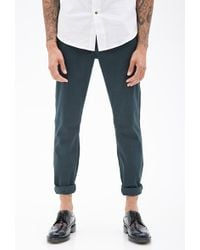 21men Clean Wash - Slim Fit Jeans 21 Men - Lyst