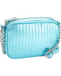 Kenneth Cole Sloan Street Leather Crossbody Bag