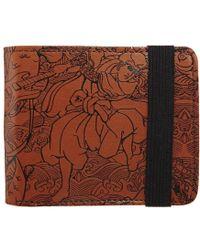 Pull&Bear - Embossed Wallet - Lyst