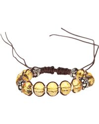 Stones Of Character - Citrine Bracelet - Lyst