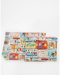 Cath Kidston - Pvc Toiletry Bag Set Of Two - Lyst