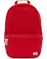 Porter Red Colorama Backpack - Lyst