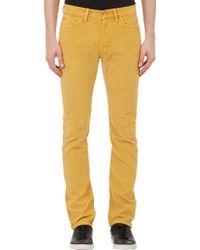Jack Spade Corduroy Lancaster Jeans - Lyst