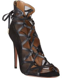Aquazzura French Lover Sandals - Lyst