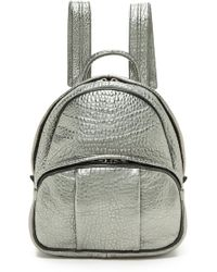 Alexander Wang Dumbo Backpack  Carbon - Lyst