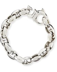 Stephen Webster Sterling Thorn Link Bracelet - Lyst