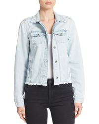 Lucky Brand - Denim Jacket - Lyst